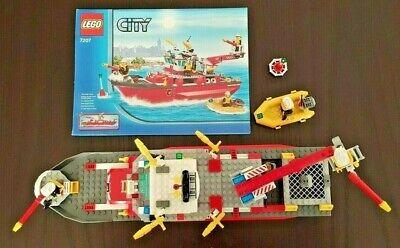 LEGO CITY 7207 - Nave Antincendio