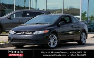 2007 Honda Civic Si COUPE 6 SPEED, AC,MAGS,ROOF, SOLD AS IS