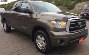 2013 Toyota Tundra SR5 4X4 TRD OFFROAD BACK-UP CAMERA NEW TIRES