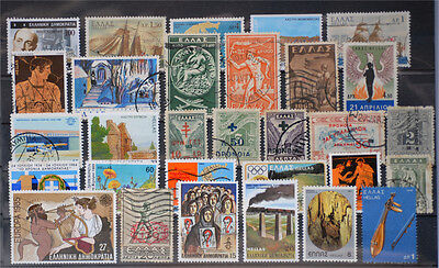 Greece-Lot stamps (ST413)