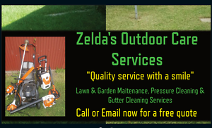 Lawn Mowing @ Zelda's Outdoor Care Services Heatherbrae Port Stephens Area Preview