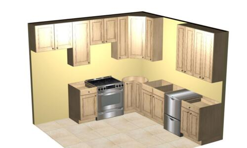Unfinished Maple Cabinets from 75.00 up all wood cabinets
