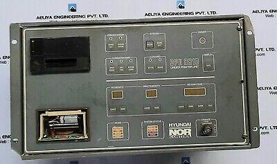 Kongsberg Norcontrol Opu 8810 Order Printer Unit