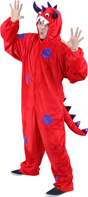 - Lila Monster Kostüme