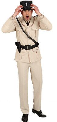 Französischer Polizist Herrenkostüm NEU - Herren Karneval Fasching - Kostüme Polizist