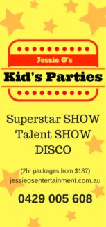 Kid's Superstar Parties