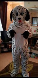 Adult Dalmation Costume