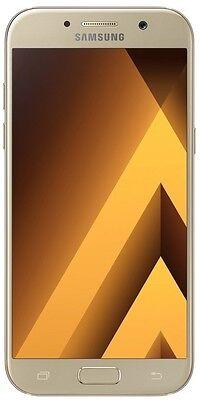 Neu Samsung Galaxy A5 2017 SM-A520F Gold Sand 32GB Fabrik Entsperrt 2017 Q1 (Sands Mp3-player)