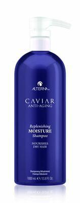 ALTERNA Caviar Anti Aging Replenishing Moisture Shampoo 1000 ml