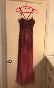For sale - Pink Evening Gown $95