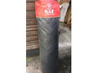 Still available!! MAR Kick bag punch bag Boxing UFC Martial Arts Fitness