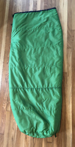 MEC Sleeping Bag, Summer, For up to 5'6""