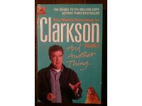 The world according to Clarkson book