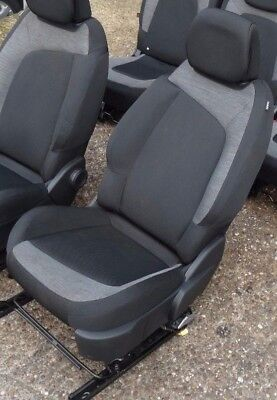 CITROEN C4 GRAND PICASSO 2013 - 2017  LH NS Passenger Side Front Seat
