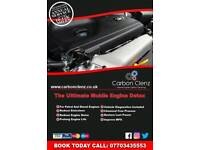 Mobile Engine Carbon Cleaning Bolton £59