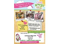 *~*~Children's & Baby Market – Lympstone 14th May~*~*