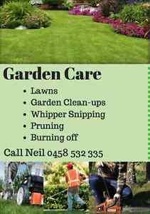 Garden Care Hovea Mundaring Area Preview