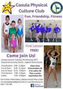 Casula Physical Culture  (dance, marching, fitness) Casula Liverpool Area Preview