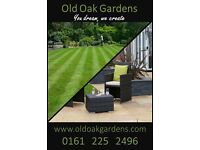 Garden maintenance & lansdscaping South Manchester