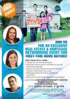 FREE EVENT FOR FIRST TIME HOME BUYERS