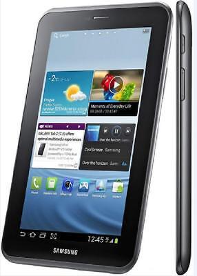 Samsung Galaxy Tab 2 7.0 P3100 3G GSM Unlocked Tablet/Phone 8GB Wi-Fi Android