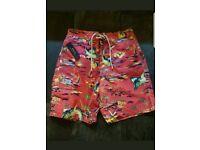 Ralph Lauren Palm BeachTrunk Shorts size medium