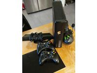 Xbox 360 Kinect console