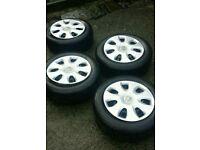 Vauxhall corsa 5 tyres