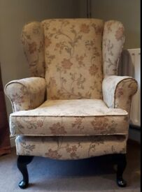 Sherlock Style Chair