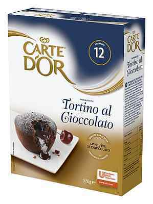 Tortino al Cioccolato Carte D'Or gr.520