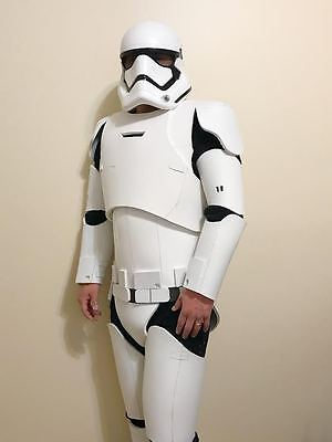STAR WARS STORM TROOPER LIFE SIZE MOVIE COSTUME ARMOR PROP FIRST ORDER ROGUE ONE