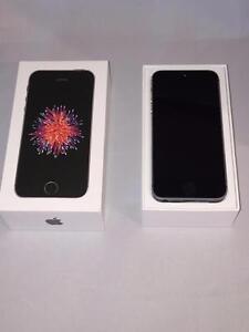 Apple iPhone SE 16GB Rogers Neuf dans la boîte sous garantie pendant 1 an