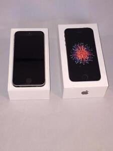 Apple iPhone SE 16GB Telus/Koodo comme neuf dans la boîte sous garantie pendant 1 an