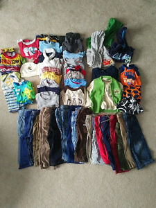 Boy - 2 year old clothing lot
