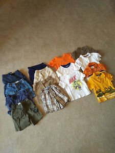 Boy - 18-24 month clothing lot