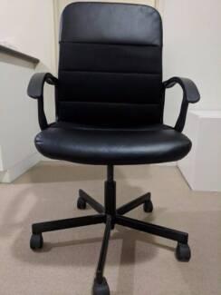 FINGAL swivel chairs