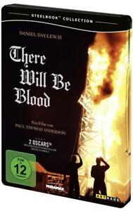 There Will Be Blood - Steelbook Collection  DVD NEU