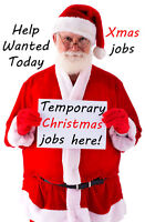Seasonal Help Wanted up to $18.75hr, STUDENTS WELCOME