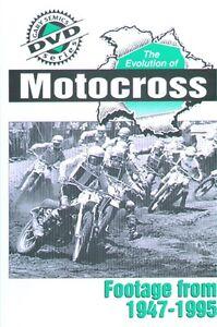 Gary Semics Evolution of Motocross, Vintage, History DVD