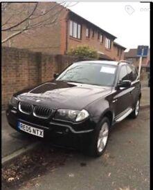 BMW X3. Auto. MOT until Nov 1st. Quick sale.