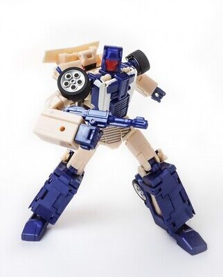 X-Transbots - Monolith Combiner - MX-XIII Crackup 3rd Party Transformers