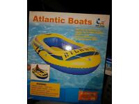 Dinghys and water slides