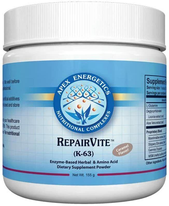 RepairVite Caramel (K-63) by Apex Energetics 1/22
