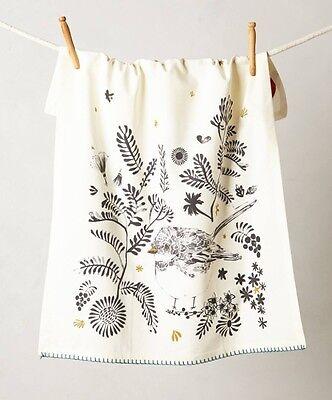Полотенца, кухонные полотенца NEW Anthropologie ARBOR