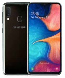 Samsung Galaxy A20e 32gb Black Unlocked Dual Sim For Sale