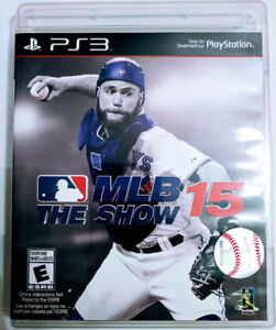 MLB 15 The Show - PS3