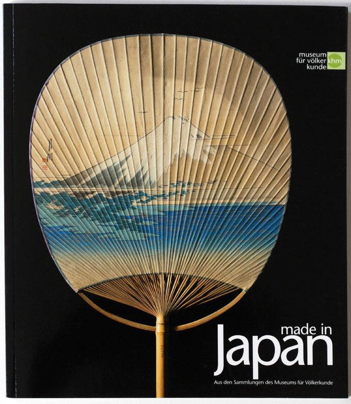 JAPAN ethnographica museum catalogue Vienna 2009