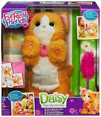 Hasbro MB2003 FurReal Fur Real Friends Gattina Daisy Interattiva OFFERTA