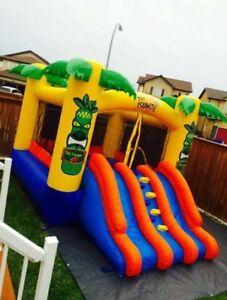 BOUNCY CASTLES & MORE!