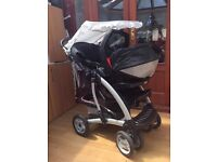 GRACO Baby Pushchair/Pram Whole Set - Car Seat Included
